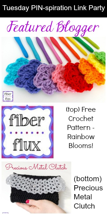 Tuesday PIN-spiration Link Party Featured Blogger Fiber Flux