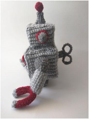 Amigurumi Robot | Keep Calm and Crochet On U.K | 456x343