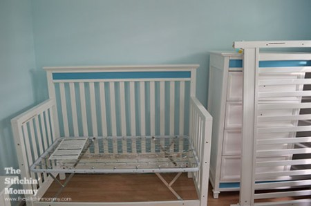 #ad Putting a Nursery Together with Disney Baby #MagicBabyMoments | www.thestitchinmommy.com
