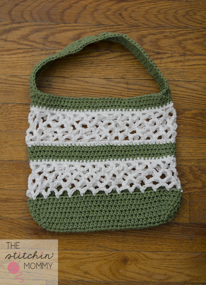 go green craft ideas go green mesh tote pattern the stitchin 4573