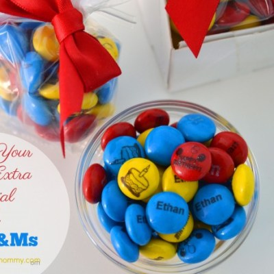 Make Your Party Extra Special with My M&Ms #MYMMS