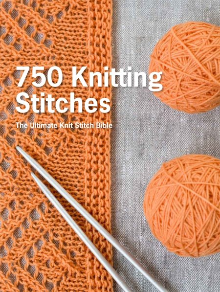 750 Knitting Stitches - The Ultimate Knit Stitch Bible: Book Review | www.thestitchinmommy.com