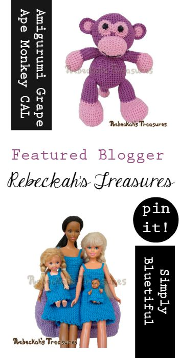 Tuesday PIN-spiration Featured Blogger - Rebeckah's Treasures | www.thestitchinmommy.com