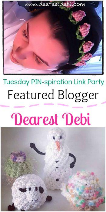 Tuesday PIN-spiration Featured Blogger - Dearest Debi | www.thestitchinmommy.com