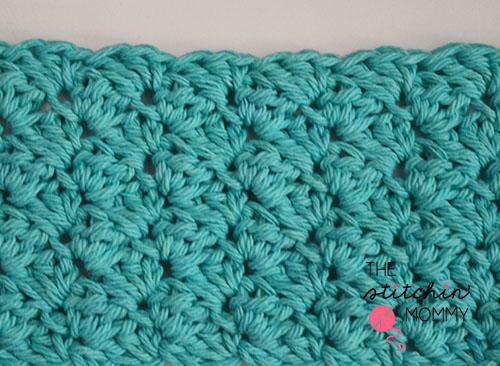 Let's Learn a New Crochet Stitch! - Sedge Stitch Tutorial | www.thestitchinmommy.com