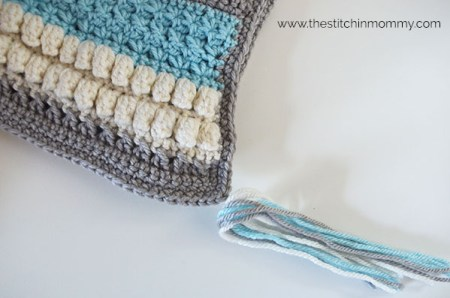 Crochet With Us Fall Poncho CAL Part 10 | www.thestitchinmommy.com