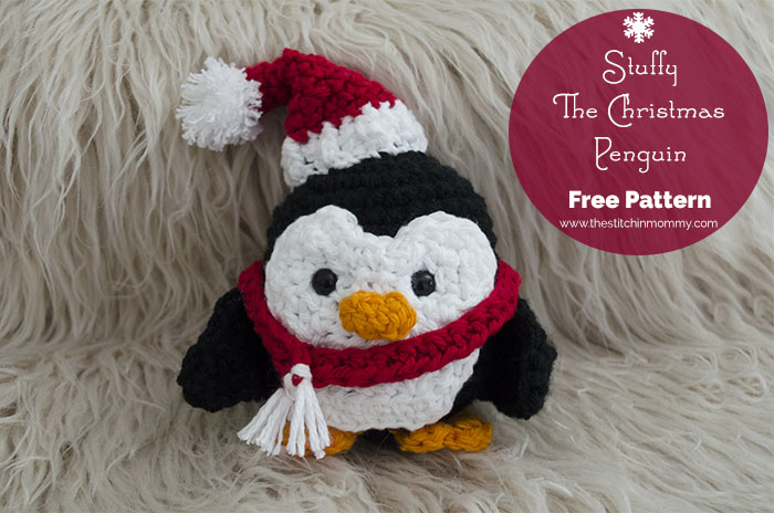 Penguin Crochet Patterns -Amigurumi Tips - A More Crafty Life | 464x700