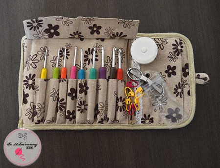 Haven for Hands Crochet Hook Set - Review and Giveaway | www.thestitchinmommy.com