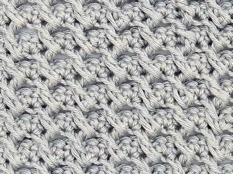 Kết quả hình ảnh cho The Crossed Ripple Stitch