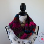 Autumn in the Tropics Infinity Scarf – Free Pattern