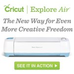 Cricut Explore Air Machine & Bundles Sale!