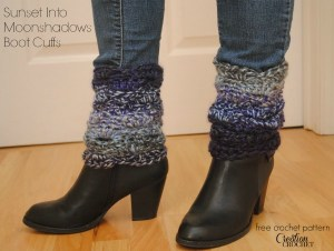 Sunset-Into-Moonshadows-FREE-Crochet-Boot-Cuff-Pattern