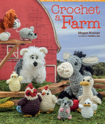 Crochet a Farm – Book Review