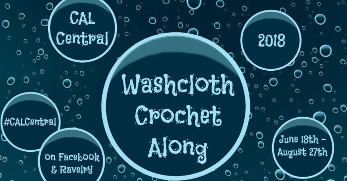 2018 Washcloth Crochet Along | www.thestitchinmommy.com