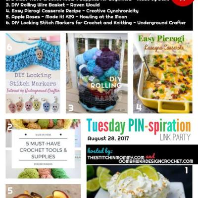 The New Tuesday PIN-spiration Link Party {52}