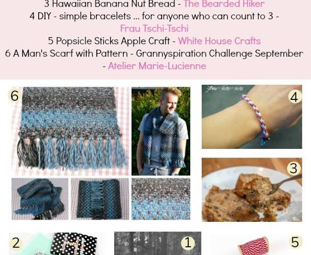 The New Tuesday PIN-spiration Link Party {54}