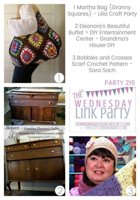 The Wednesday Link Party #216 Featured Favorites | www.thestitchinmommy.com