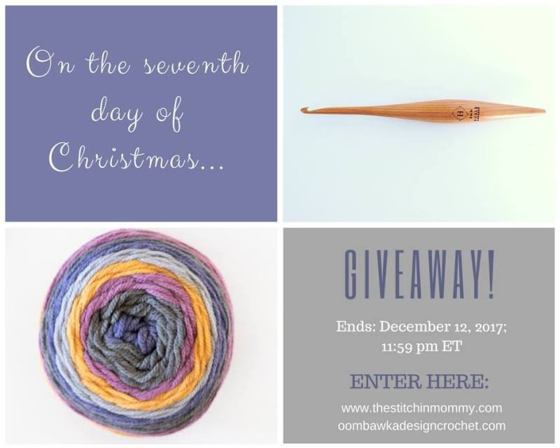 The Twelve Days of Christmas The Seventh Day of Christmas Giveaway with Amy and Rhondda | www.thestitchinmommy.com