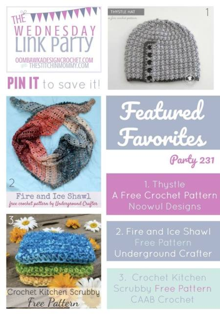 The Wednesday Link Party #231 Featured Favorites | www.thestitchinmommy.com