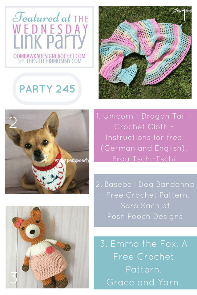 The Wednesday Link Party #245 Featured Favorites | www.thestitchinmommy.com