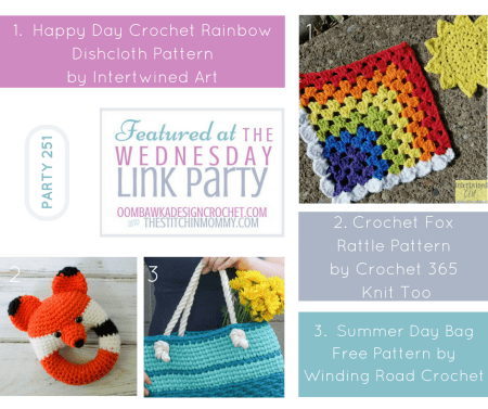 The Wednesday Link Party #251 Featured Favorites | www.thestitchinmommy.com