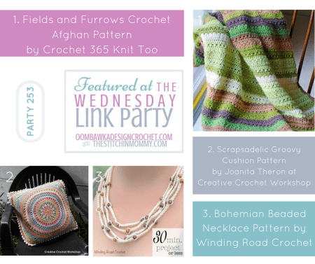The Wednesday Link Party #253 Featured Favorites | www.thestitchinmommy.com