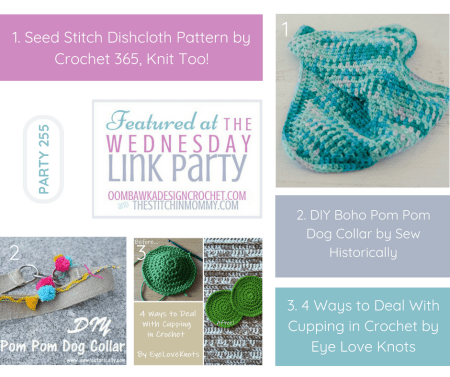 The Wednesday Link Party #255 Featured Favorites | www.thestitchinmommy.com