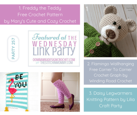 The Wednesday Link Party #257 Featured Favorites | www.thestitchinmommy.com