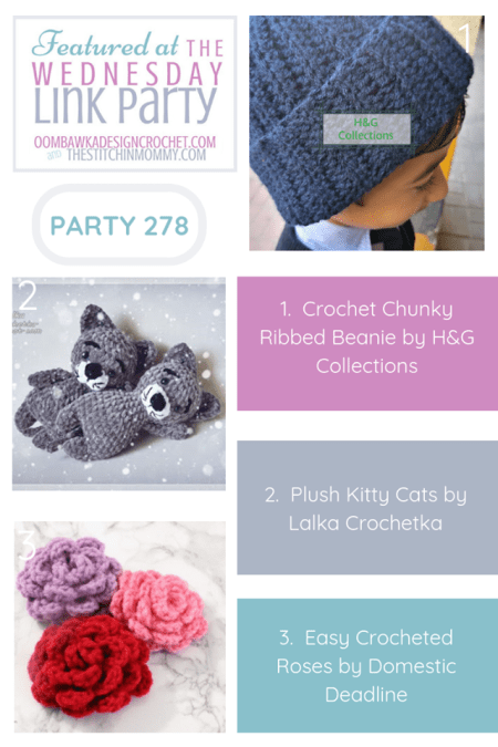 The Wednesday Link Party #278 Featured Favorites | www.thestitchinmommy.com