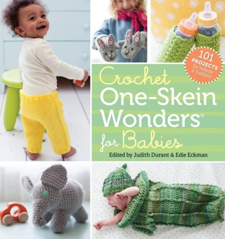 Crochet One-Skein Wonders for Babies - Book Review and Pattern Excerpt | www.thestitchinmommy.com