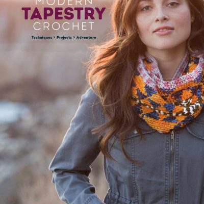 Modern Tapestry Crochet by Alessandra Hayden – Book Review and Giveaway