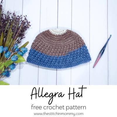 Allegra Hat – Free Crochet Pattern