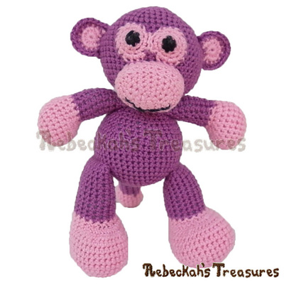 amigurumi-grape-ape-monkey