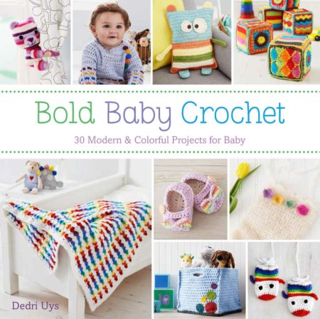 Bold Baby Crochet - 30 Modern and Colorful Projects for Baby: Book Review | www.thestitchinmommy.com