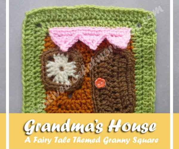 Grandma's House – Free Crochet Pattern