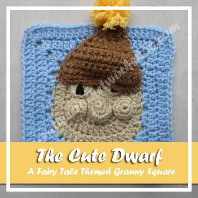 The Cute Dwarf – Free Crochet Pattern
