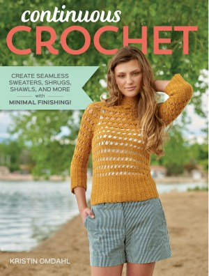 Continuous Crochet by Kristin Omdahl - Book Review | www.thestitchinmommy.com
