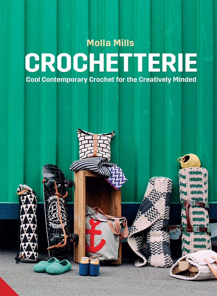 Crochetterie: Cool Contemporary Crochet for the Creatively-minded - Book Review