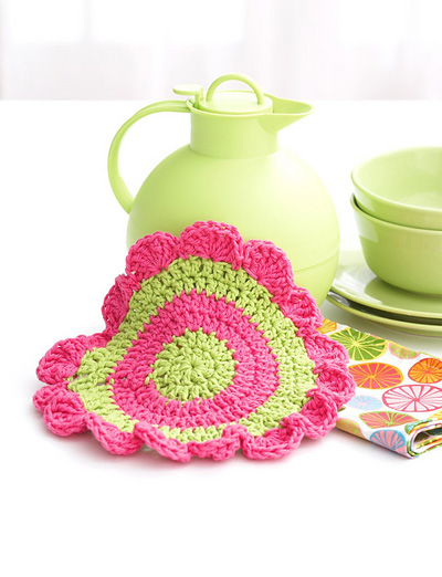 20 Free Patterns For Gorgeous Crochet Flower Decor The Stitchin Mommy