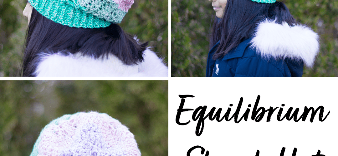 Equilibrium Slouch Hat – Free Crochet Pattern