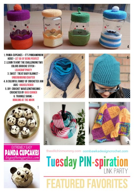 The NEW Tuesday PIN-spiration Link Party Week 34 (4/24/2017) - Rhondda and Amy's Favorite Projects | www.thestitchinmommy.com