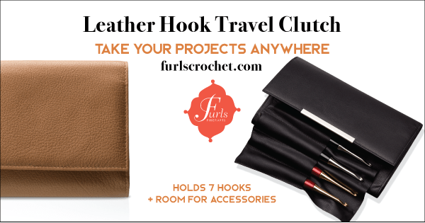 Furls Leather Hook Travel Clutch Now Available!