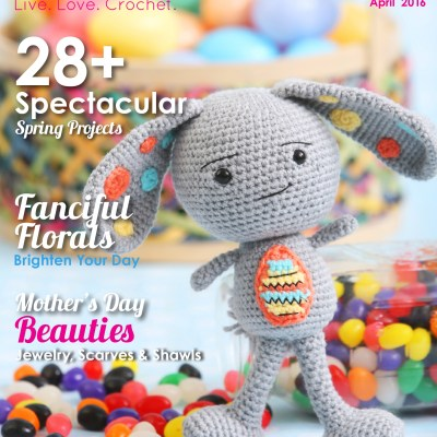 I Like Crochet Magazine – April 2016 Issue
