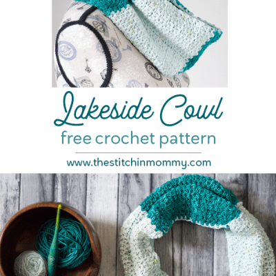 Lakeside Cowl – Free Crochet Pattern