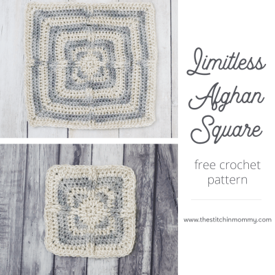 Limitless Afghan Square – Free Crochet Pattern
