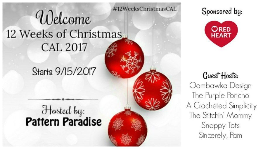 #12WeeksChristmasCAL | www.thestitchinmommy.com