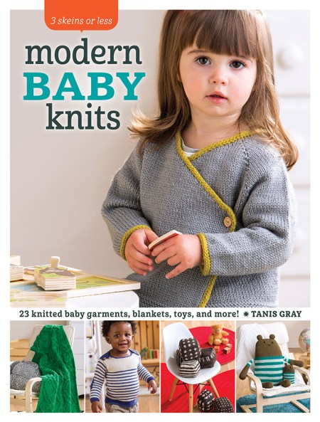 Modern Baby Knits by Tanis Gray - Book Review and Pattern Excerpt | www.thestitchinmommy.com