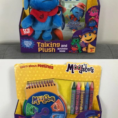 Help Your Preschooler Recognize and Manage Their Emotions with The Moodsters – Review and Giveaway