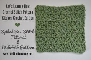 Spiked Box Stitch Tutorial