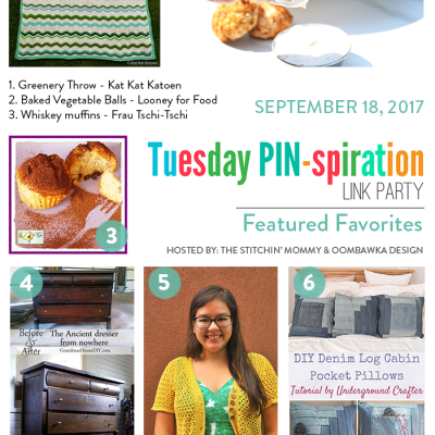 The New Tuesday PIN-spiration Link Party {55}